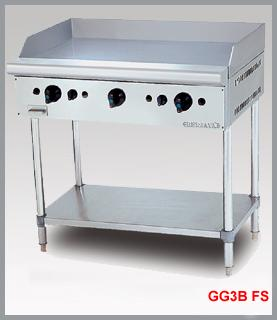 GAS GRIDDLE WITH FREE STANDING